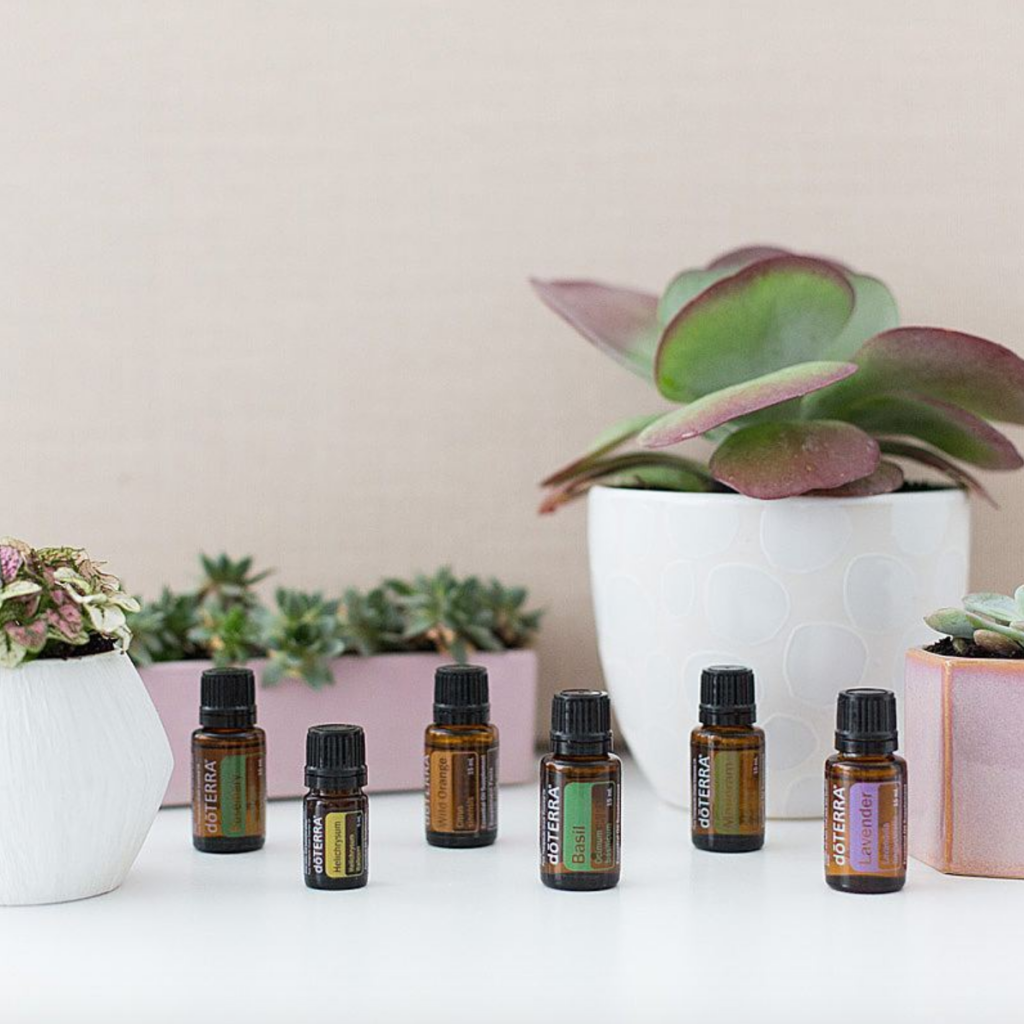doterra essential oils 101