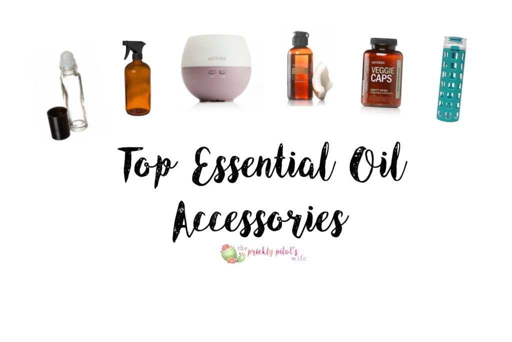 Top must have Essential Oil Accessories