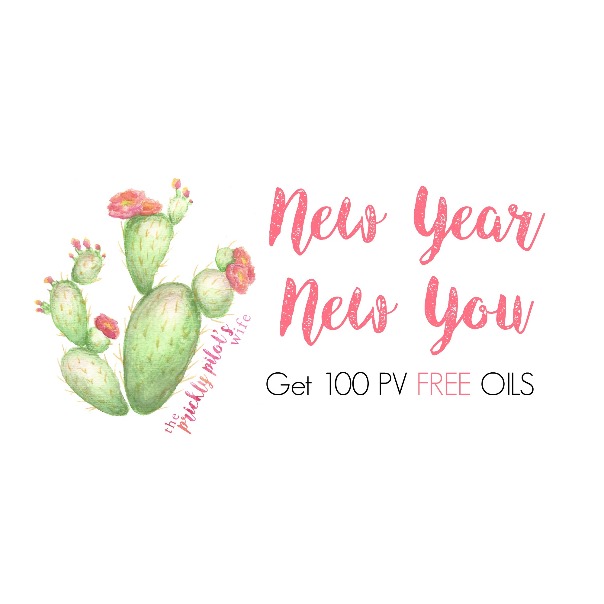 New Year New You 2017 - doTERRA Essential Oils