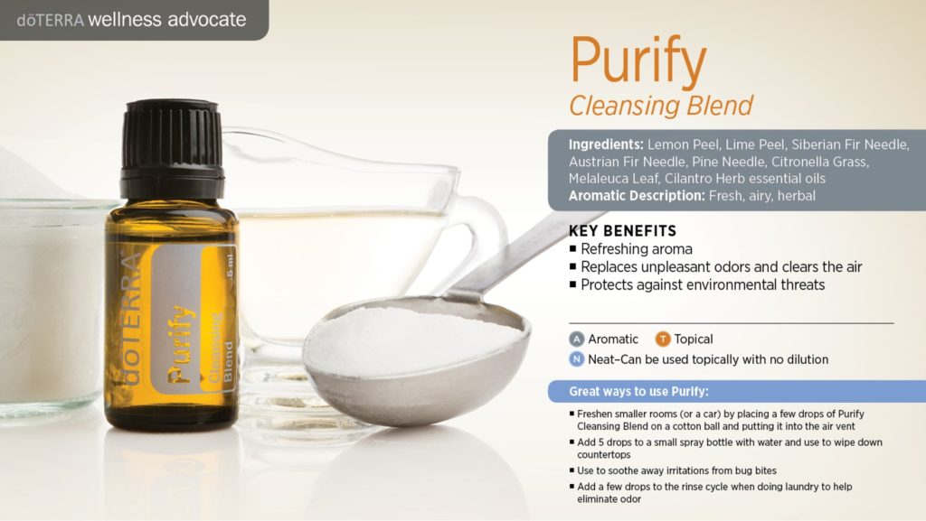 Natural Cleaning Product Recipes Essential Oils