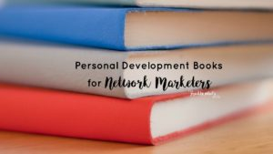 personal development books for network marketers