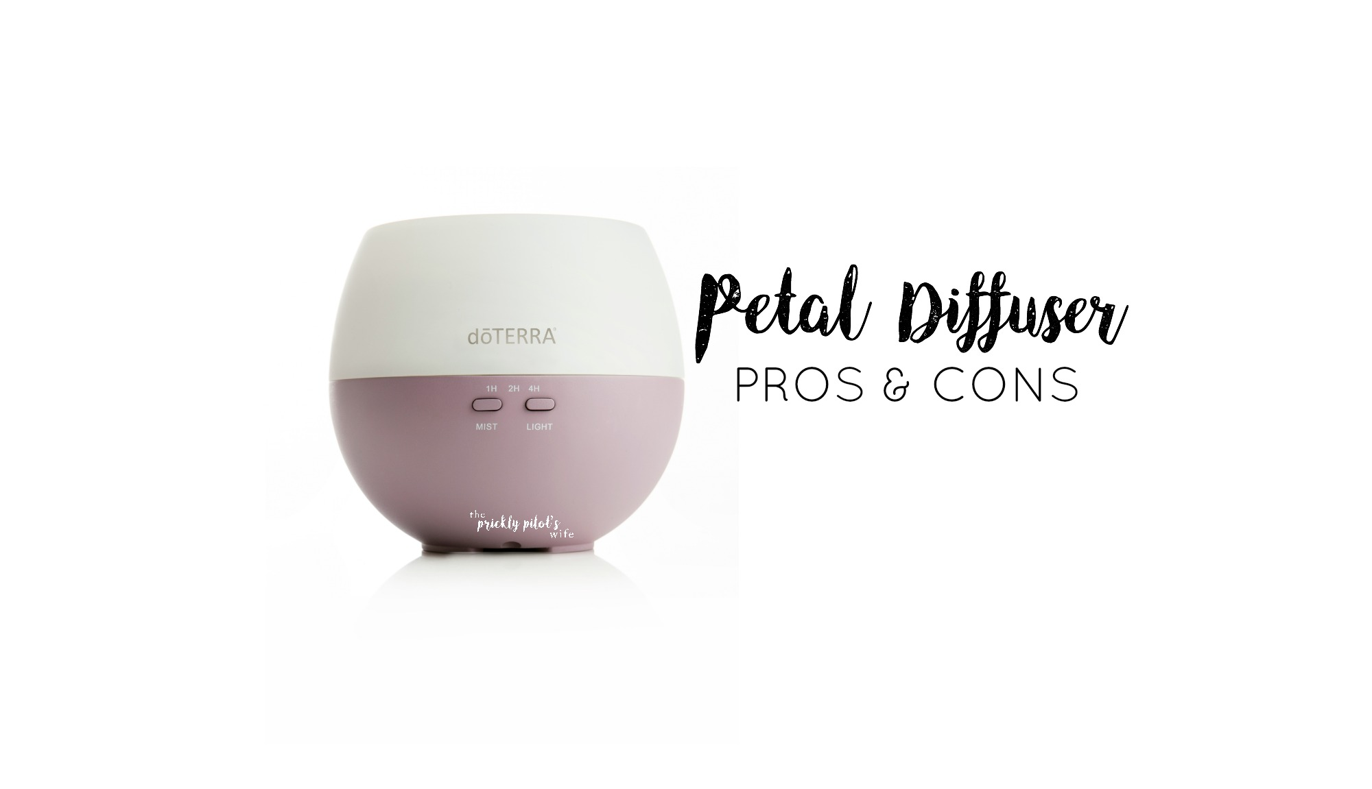 Doterra Petal Diffuser Review Pros And Cons