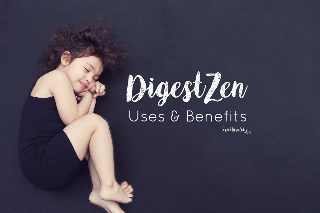 doterra digestzen uses benefits