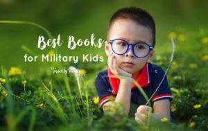 best books for military kids
