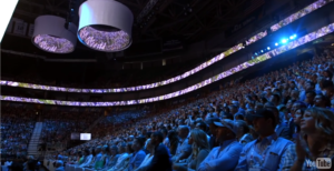 tips for attending doterra convention crowd