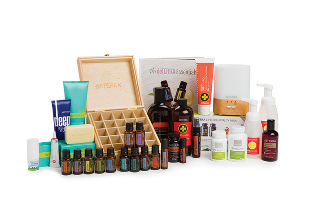 shop doterra Natural Solutions Kit