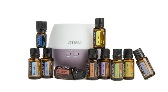 shop doterra home essentials kit